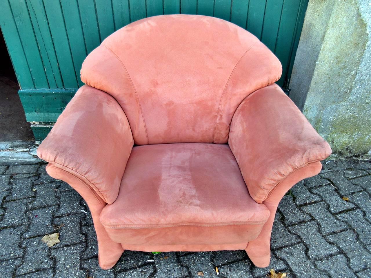 Die gute Tat – zwei Musterring Sessel zu verschenken