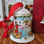 Weihnachtsglocken Hutschenreuther