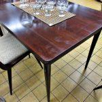 Essgruppe retro 50er 60er Jahre Tisch