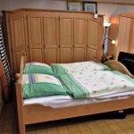 Schlafzimmer Landhaus Weichholz