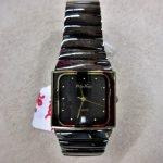Armbanduhr schwarz Philip Persio