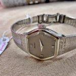 Armbanduhr Seiko silbern