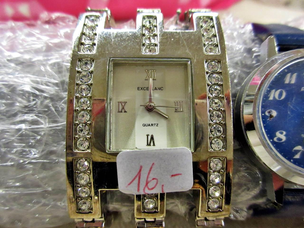 Armbanduhr Exellanc golden