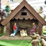 Weihnachtsartikel 50% Rabatt Krippen