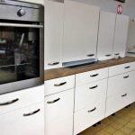 Einbauküche Nobilia komplett weiss