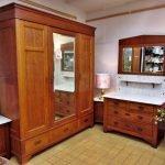 Schlafzimmer antik Gründerzeit