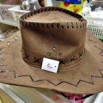 Karnevalskostüme Hut Cowboy