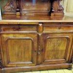 Kredenz Aufsatzschrank Antik Holz