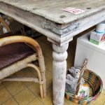 Essgruppe Shabby Vintage Tisch