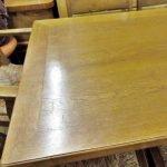 Essgruppe Eiche rustikal Tisch