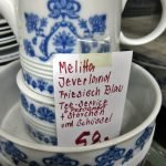 Porzellan Geschirr Melitta Jeverland