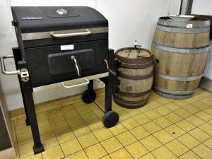 Gartensaison Barbecue Grill