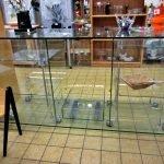 Vitrine Glas modern