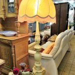 Stehlampe Barock