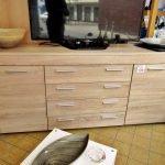 Sideboard Wildeiche Holz
