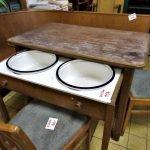 Spültisch Küchentisch antik