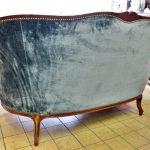 Chippendale Sitzgruppe Sitzgarnitur Sofa