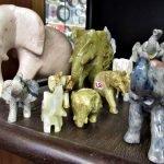 Elefant Stein diverse