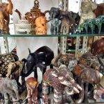 Elefanten Holz diverse
