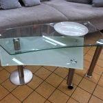 Wohnzimmertisch Glas modern