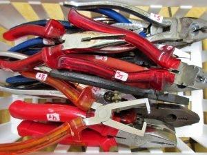 Werkzeug Zangen