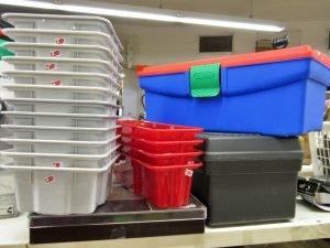 Werkzeuge Boxen Behälter