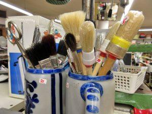 Werkzeuge Pinsel