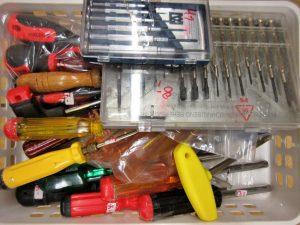 Werkzeuge Schraubwerkzeuge