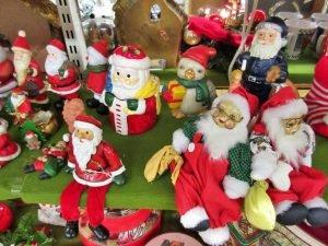 Weihnachtsmarkt 2019 Weihnachtsmänner