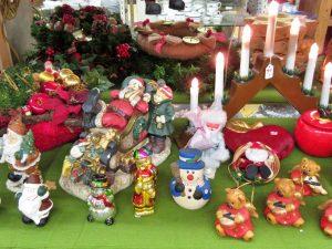 Weihnachtsmarkt 2019 Weihnachtfiguren
