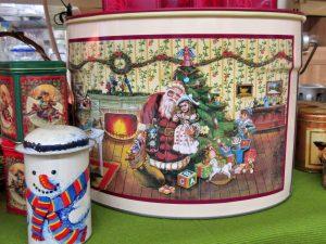 Weihnachtsmarkt 2019 Schmuckdosen