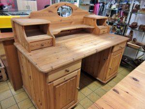 Weichholzmöbel Schreibtisch
