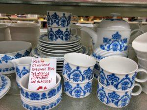 Service Melitta Jeverland friesich blau