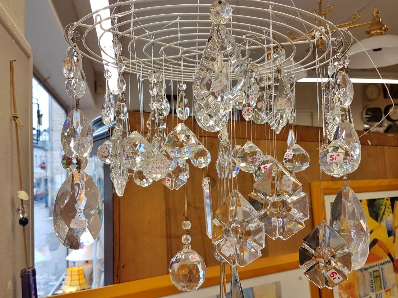 Dekoration Anhänger Kristallglas