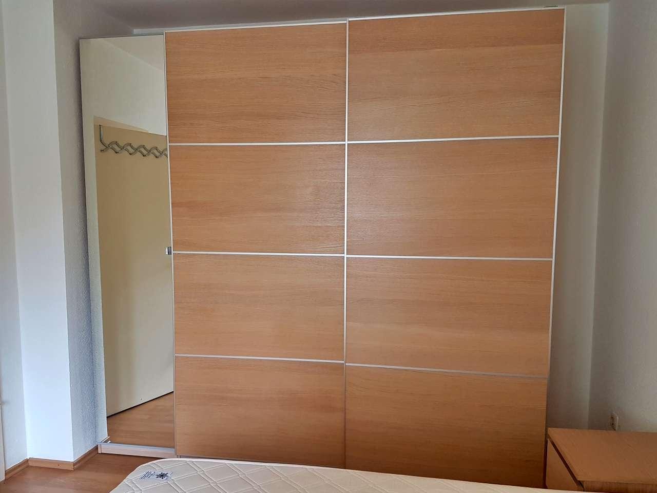 Kleiderschrank Holz massiv IKEA PAX modern