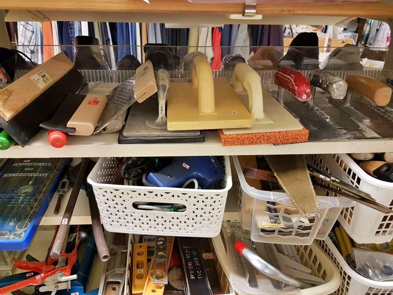 Werkzeuge Spachtel Kellen Reibebretter Glätter große Auswahl