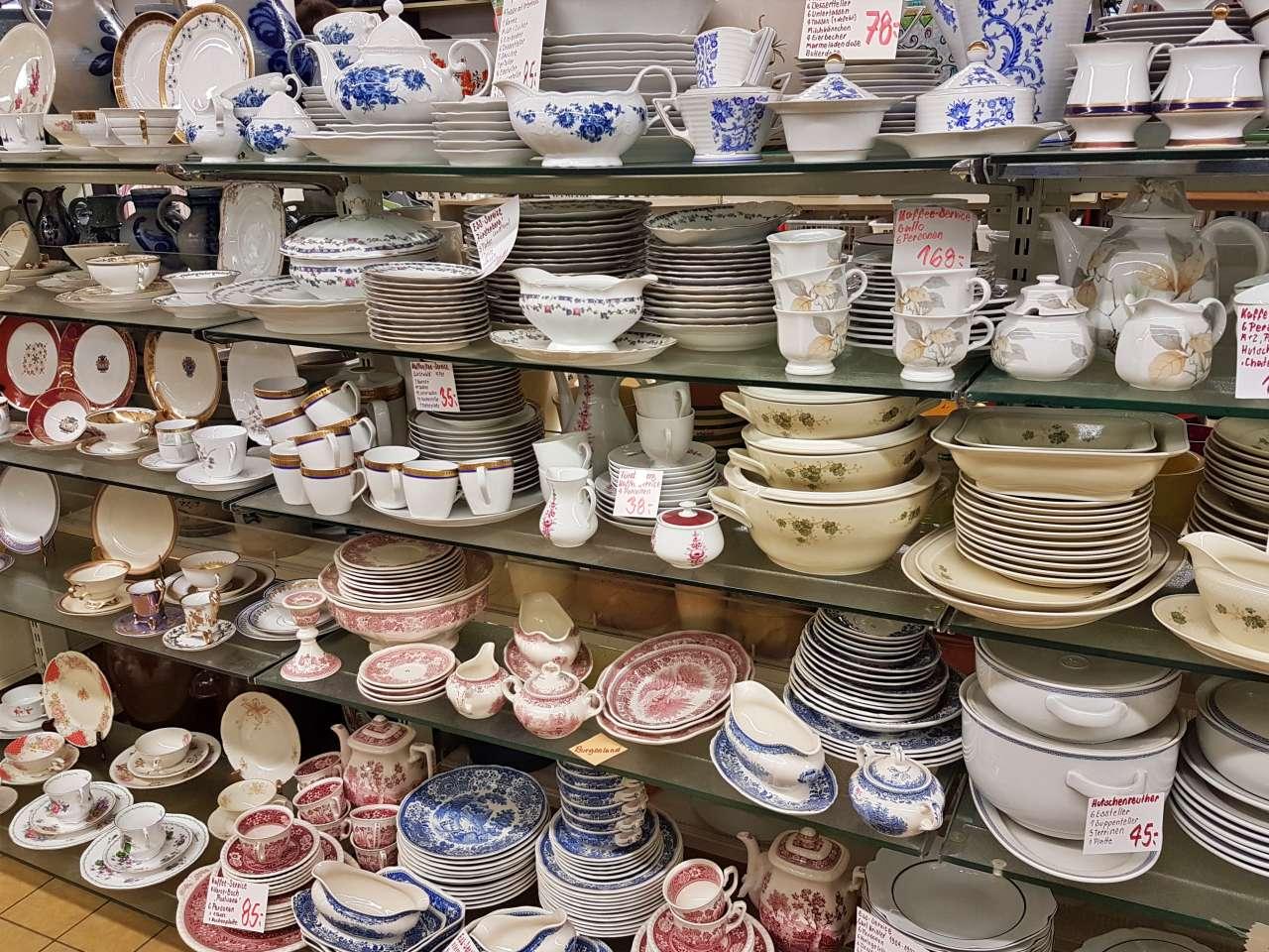Aktion 20 % Rabatt auf alles - Geschirr Porzellan