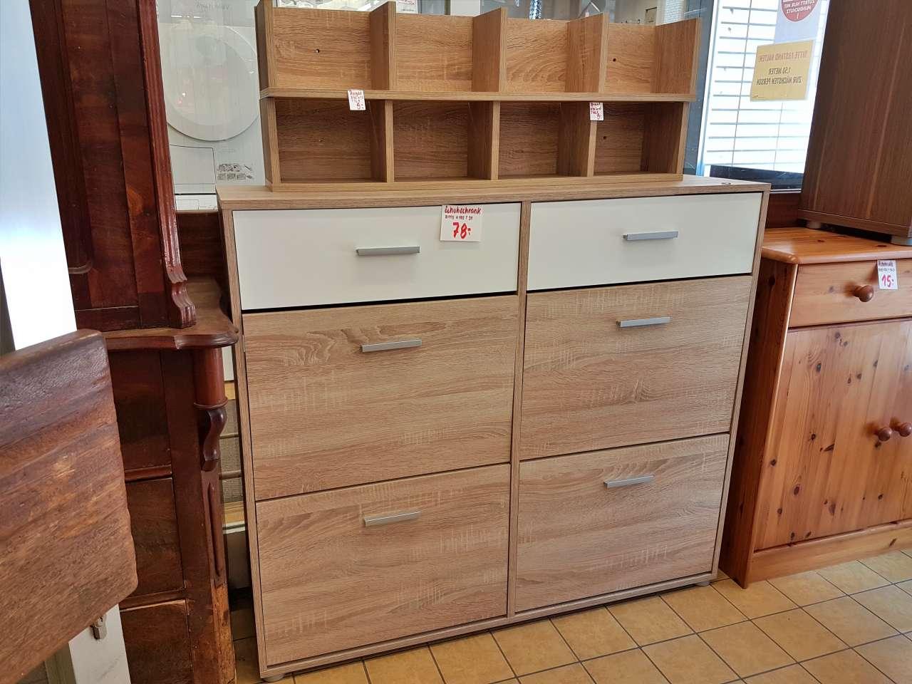 Möbel und Einrichtung Schuhschrank Dielenschrank modern